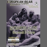 European Bear Rdv au Sauna Saint Jean in Bordeaux le Sat, March  3, 2018 from 07:00 pm to 02:00 am (Sex Gay)