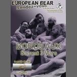 European Bear Rdv au Sauna Saint Jean à Bordeaux le sam.  3 mars 2018 de 19h00 à 02h00 (Sexe Gay)