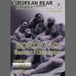 European Bear Rdv au Sauna Saint Jean in Bordeaux le Sat, December  1, 2018 from 07:00 pm to 02:00 am (Sex Gay)