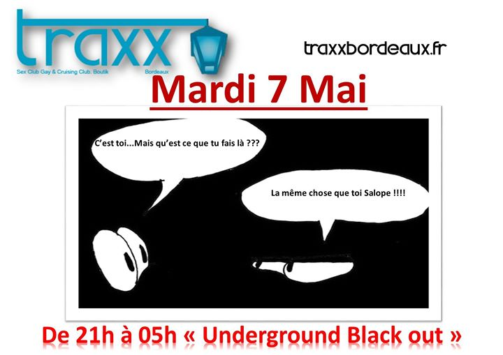 Soirée du 7 Mai in Bordeaux le Tue, May  7, 2019 from 09:00 pm to 05:00 am (Sex Gay)