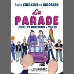 """Ciné-Club """"La Parade"""" à Bordeaux le jeu. 29 novembre 2018 de 20h30 à 23h00 (Cinéma Gay, Lesbienne, Trans, Bi)"""
