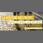 """Expo-""""La Routine Arc En Ciel """" à Bordeaux le mar. 20 novembre 2018 de 18h30 à 22h00 (Expo Gay, Lesbienne, Trans, Bi)"""
