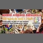 Auberge Espagnole à Bordeaux le mar.  4 septembre 2018 de 19h00 à 23h30 (After-Work Gay, Lesbienne, Trans, Bi)