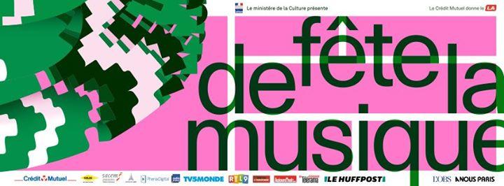 Concerts Fête de la musique @l'Estanquet in Dax le Fri, June 21, 2019 from 07:00 pm to 11:30 pm (Concert Gay, Lesbian, Trans, Bi)