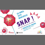 SNAP Tour à Marseille à Marseille le sam. 20 avril 2019 de 14h00 à 02h00 (Spectacle Gay, Lesbienne, Hétéro Friendly)