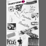 APERO Carton Memoires des Sexualitès - Transform!#3 à Marseille le jeu.  6 septembre 2018 de 18h00 à 21h00 (After-Work Gay, Lesbienne, Trans, Bi)