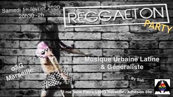 Soirée Reggaeton par Sofi a Marsiglia le sab  1 febbraio 2020 20:30-02:00 (After-work Lesbica)