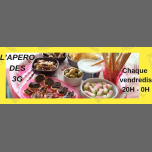 L'apéro DES 3G in Marseilles le Fri, April 12, 2019 from 08:00 pm to 12:00 am (After-Work Lesbian)