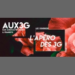 L'Apéro des 3G in Marseilles le Fri, November 30, 2018 from 08:00 pm to 12:00 am (After-Work Lesbian)