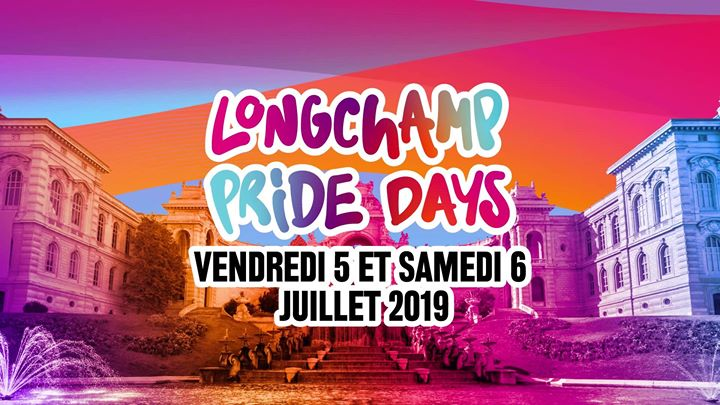 马赛Pride Marseille 2019 - Longchamp Pride Days2019年 6月 6日,18:00(男同性恋, 女同性恋, 变性, 双性恋 节日)