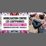 Mobilisation contre les LGBTphobies Marseille in Marseilles le Sat, November  3, 2018 from 05:00 pm to 07:00 pm (Parades Gay, Lesbian, Trans, Bi)