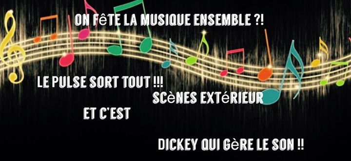 FêtE de la mUsiQue en Marsella le vie 21 de junio de 2019 a las 20:00 (After-Work Gay Friendly)