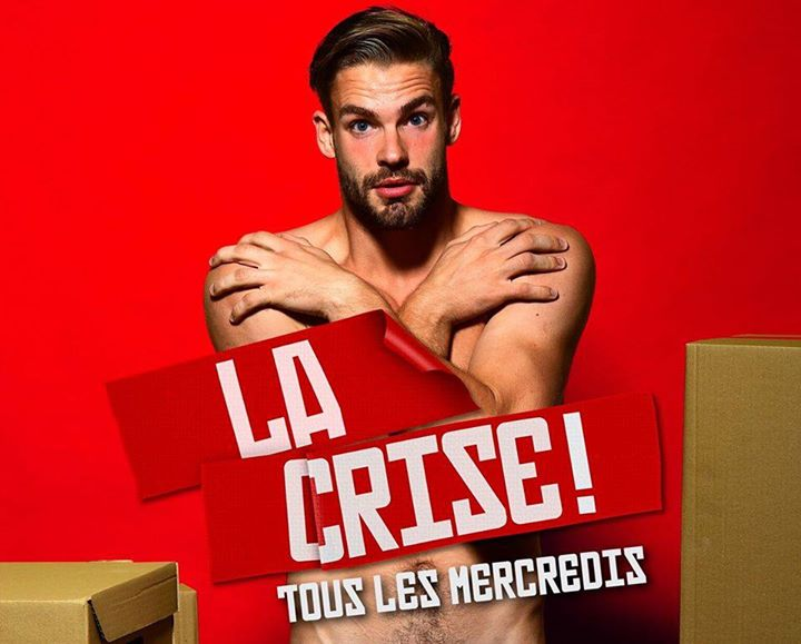 La Crise - Tous les mercredis in Marseilles le Wed, February  5, 2020 from 12:00 pm to 02:00 am (Sex Gay)