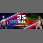 """Soirée """"3S - Salut Salam Shalom"""" au Tango à Paris le dim.  5 novembre 2017 de 18h00 à 23h00 (Clubbing Gay, Lesbienne)"""