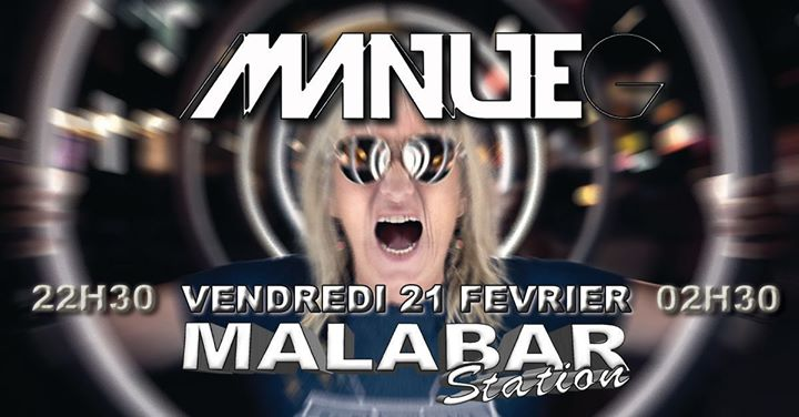 MixLivE • MANUE G in Nice le Fri, February 21, 2020 from 10:00 pm to 02:30 am (After-Work Gay)