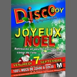 Discoboy Spécial NOEL in Nice le Fr  7. September, 2018 18.00 bis 02.30 (After-Work Gay)