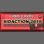 Sidaction 2019 • Vente aux enchères • Miss Koka à Nice le lun.  8 avril 2019 de 19h00 à 23h55 (Collecte de fonds Gay)