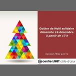 Goûter de Noël au Centre LGBT Côte d'Azur ! à Nice le dim. 16 décembre 2018 de 17h00 à 19h00 (Rencontres / Débats Gay, Lesbienne)