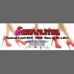 Sidaction à Nice / Course en talons & lancer de sacs à main à Nice le ven.  5 avril 2019 de 19h00 à 22h00 (Rencontres / Débats Gay, Lesbienne)