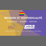 Religion et Homosexualité in Rennes le Thu, March 14, 2019 from 08:00 pm to 10:00 pm (Meetings / Discussions Gay, Lesbian)