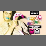 Gay Tea Dance by Dj LÔ à L'Oméga Club in Nice le Sun, February 10, 2019 at 09:00 pm (Clubbing Gay)