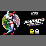 Happy Sound by ARNOLITO in Nice le Fri, October 12, 2018 from 11:45 pm to 06:00 am (Clubbing Gay)
