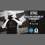 Nice so Fetish#3 main party with international Dj CARRANCO in Nice le Sat, November 24, 2018 from 11:45 pm to 06:00 am (Clubbing Gay)