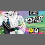 Happy Sound by Arnolito! in Nice le Fri, August 31, 2018 from 11:45 pm to 06:00 am (Clubbing Gay)