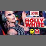 Happy Sound by Holly White in Nice le Fri, April 12, 2019 from 11:45 pm to 06:00 am (Clubbing Gay)