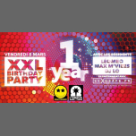 XXL L'Oméga Club Birthday Party One Year à Nice le ven.  8 mars 2019 de 23h45 à 06h00 (Clubbing Gay)