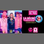 La RECRE spéciale Western, c'est dimanche à l'omega ! in Nice le Sun, November  4, 2018 from 11:45 pm to 06:00 am (Clubbing Gay)