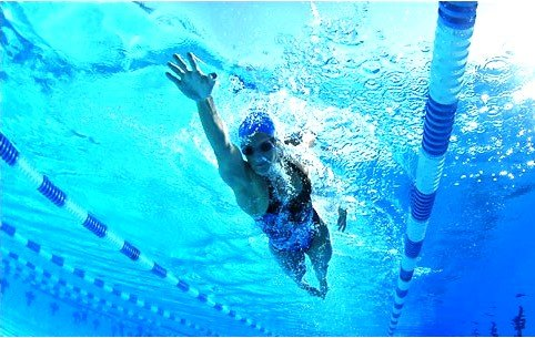 Natation en piscine in Nice le Wed, June 19, 2019 from 11:30 am to 01:30 pm (Sport Lesbian)