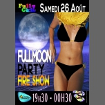 FuLL MOoN PARTY & STONE BEACH by FULLGIRLZ à Nice du 26 au 27 août 2017 (Clubbing Gay Friendly, Lesbienne)