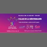 Qu€€n's Part¥ • Samedi 8 Dec • Palais De La Méditerranée à Nice le sam.  8 décembre 2018 de 22h30 à 03h30 (Clubbing Gay Friendly, Lesbienne)