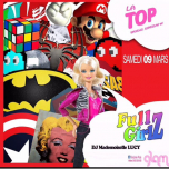 Full GirlZ&BoyZ MEGA TOP 50 in Nice le Sat, March  9, 2019 from 12:00 am to 05:00 am (Clubbing Gay)