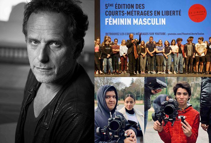 In&Out Nice reçoit Charles Berling / Court-métrages en Liberté en Niza le vie 28 de junio de 2019 15:00-17:00 (Cine Gay, Lesbiana)