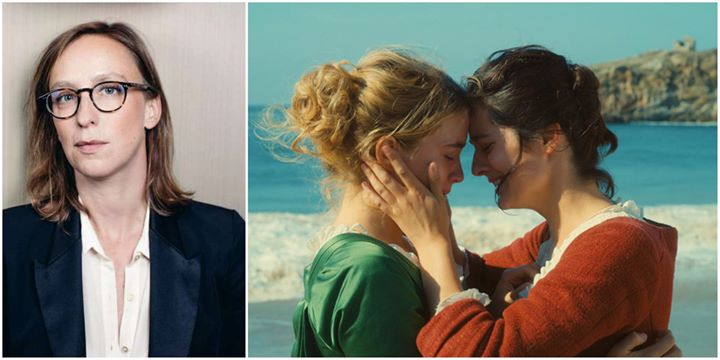 In&Out reçoit Céline Sciamma / Portrait de la jeune fille en feu en Niza le mar 25 de junio de 2019 20:00-23:00 (Cine Gay, Lesbiana)