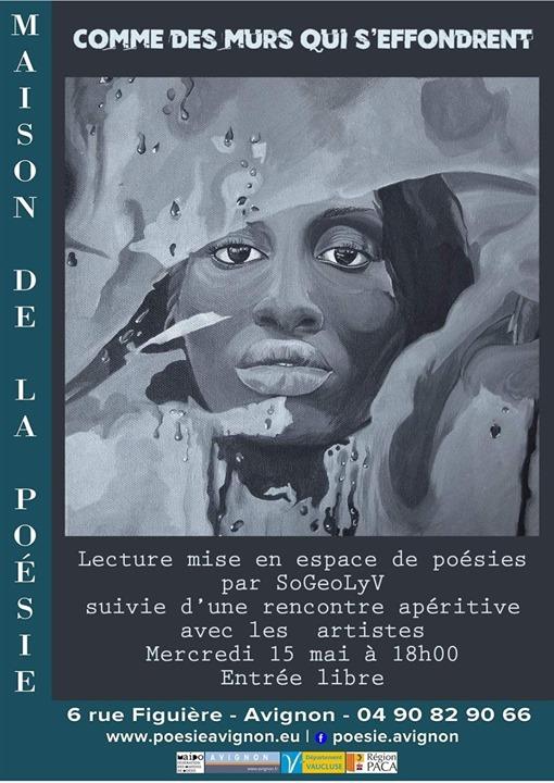 AvignonIDAHoT 's Poésie2019年 6月15日,18:00(男同性恋, 女同性恋, 变性, 双性恋 见面会/辩论)