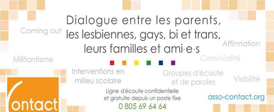 Groupe d'écoute et de parole in Grenoble le Sa 29. Februar, 2020 14.30 bis 16.30 (Begegnungen Gay, Lesbierin, Transsexuell, Bi)