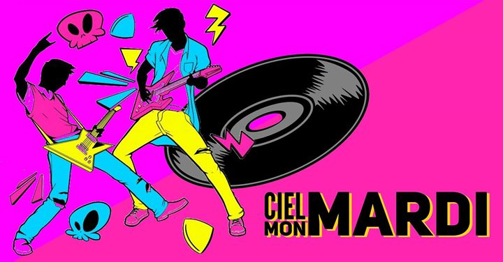 Ciel Mon Mardi en Lyon le mar 17 de septiembre de 2019 19:00-00:00 (After-Work Gay)