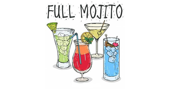 Full Mojito a Lione le mer 11 settembre 2019 19:00-00:00 (After-work Gay)