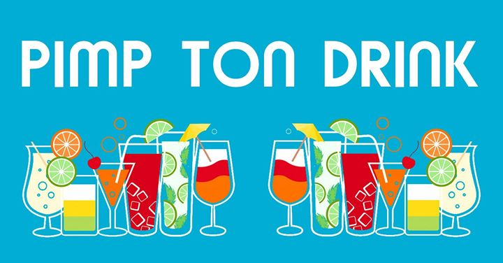 Pimp Ton Drink a Lione le mer 11 dicembre 2019 19:00-01:00 (After-work Gay)