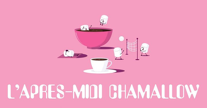 L'Après-Midi Chamallow a Lione le dom 15 settembre 2019 14:00-19:00 (After-work Gay)