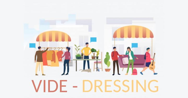 Vide - Dressing en Lyon le dom 29 de septiembre de 2019 14:00-19:00 (After-Work Gay)