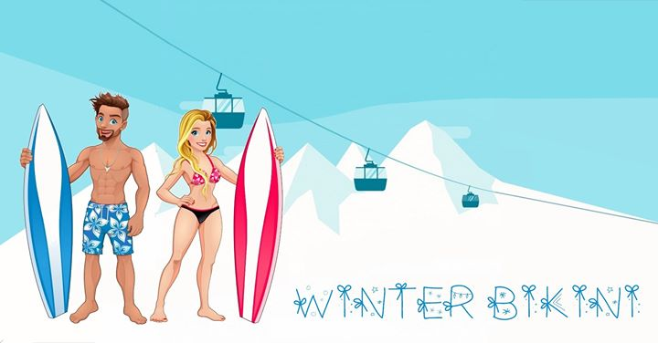Winter Bikini à Lyon le sam. 14 décembre 2019 de 19h00 à 01h00 (After-Work Gay)