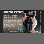Election Mister Kiffeur Aura - Fétish Lyon in Lyon le Sat, November  3, 2018 from 11:00 pm to 06:00 am (Clubbing Gay, Lesbian)