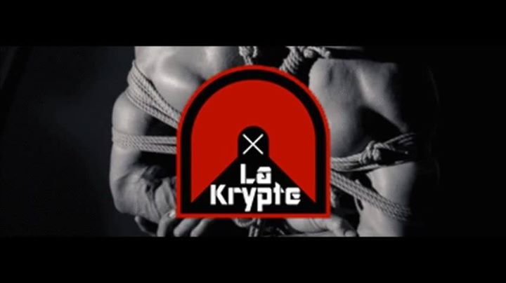 Soiree Bdsm a La Krypte in Lyon le Sat, December 14, 2019 from 09:00 pm to 03:00 am (Sex Gay)