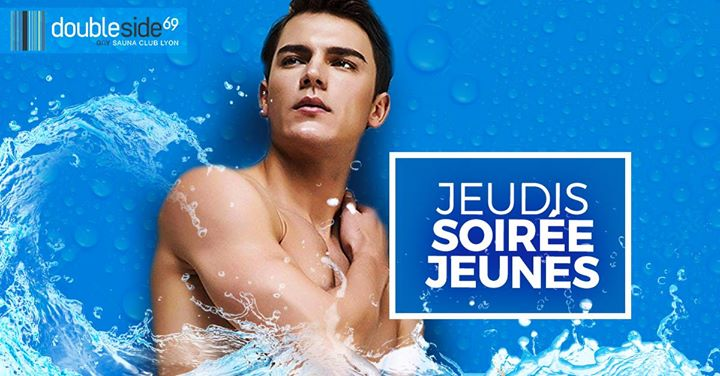 Soirée Jeunes [7€ pour les -26 ans] au Double Side in Lyon le Thu, November 14, 2019 from 08:00 pm to 01:00 am (Sex Gay)