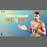 Venez casser les oeufs au sauna Sun gay in Lyon le Sun, April 21, 2019 from 01:00 pm to 01:00 am (Sex Gay)