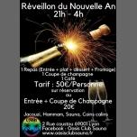 Reveillon du nouvel an in Lyon le Mon, December 31, 2018 from 09:00 pm to 04:00 am (Sex Gay)